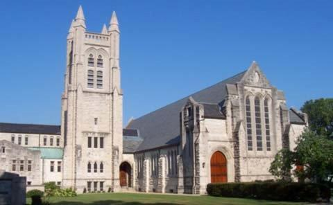 Westminster Presbyterian Church, 533 S. Walnut Street, Springfield, Illinois